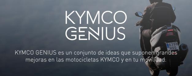 kymco genius