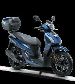 moto symSymphony 125 LX