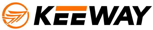 logo keeway motos