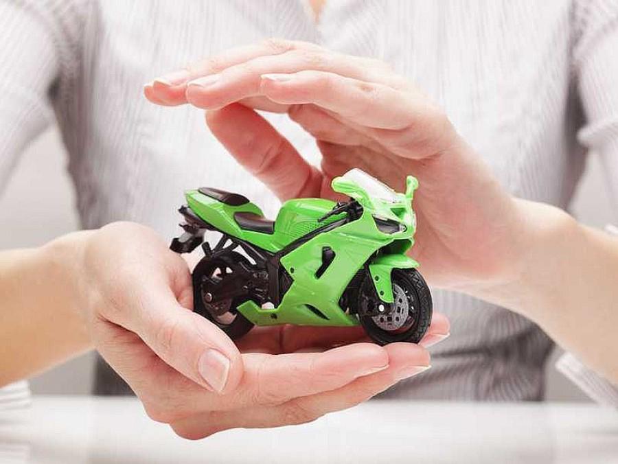 Reparación de accidentes de motos