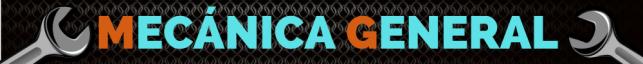 Logo mecánica general