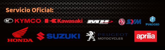 servicio oficial taller motos