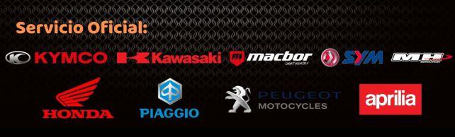 logotipos servicio oficial taller de motos