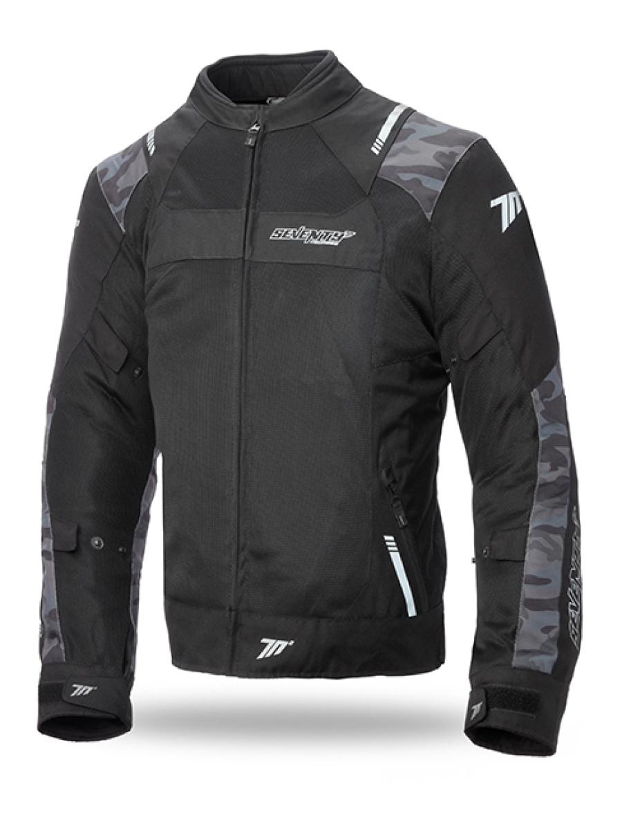 chaqueta para motos Seventy SD JR 52