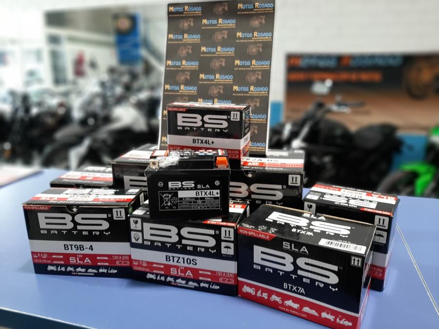 baterías para motos repuestos