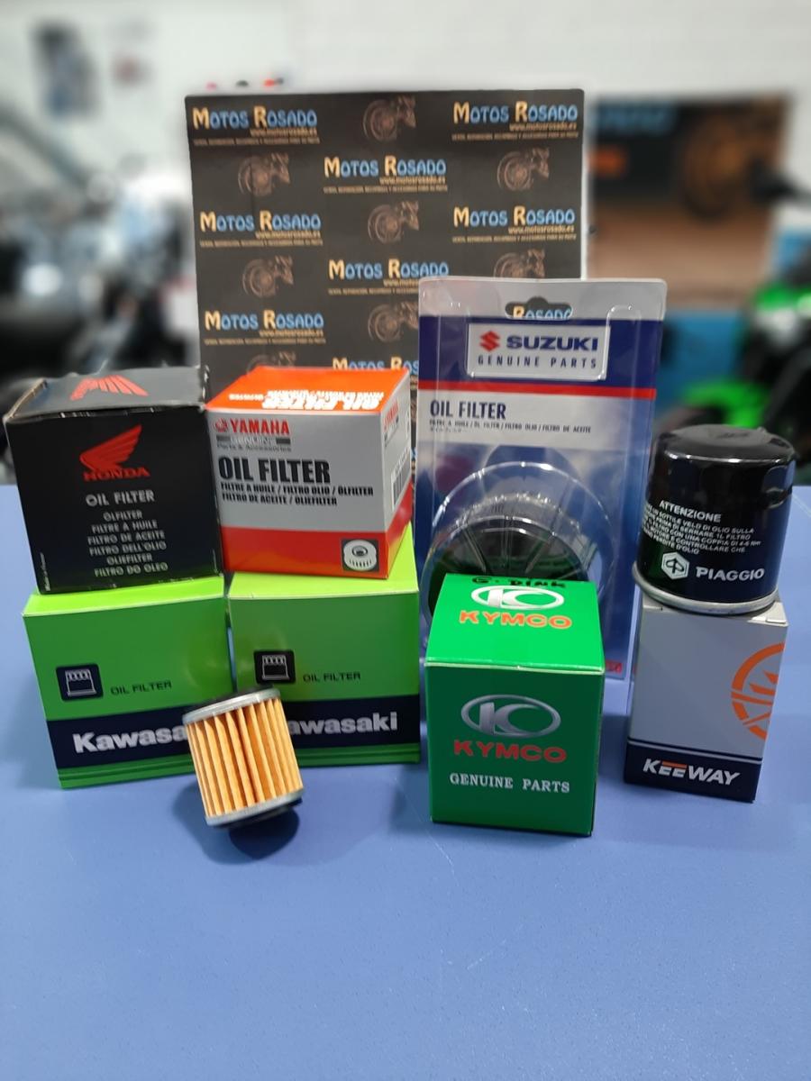 filtros para motos repuestos