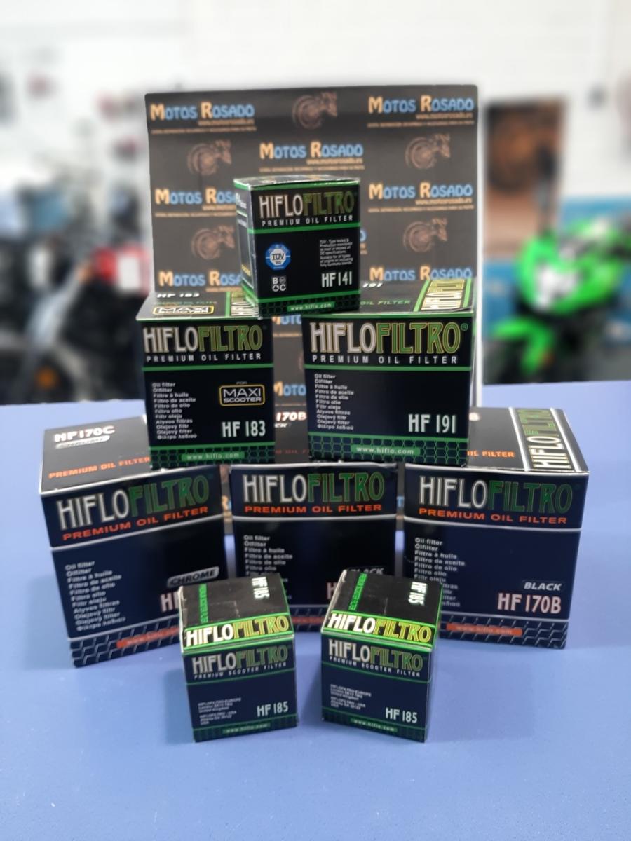 filtros para motos hiflofiltro