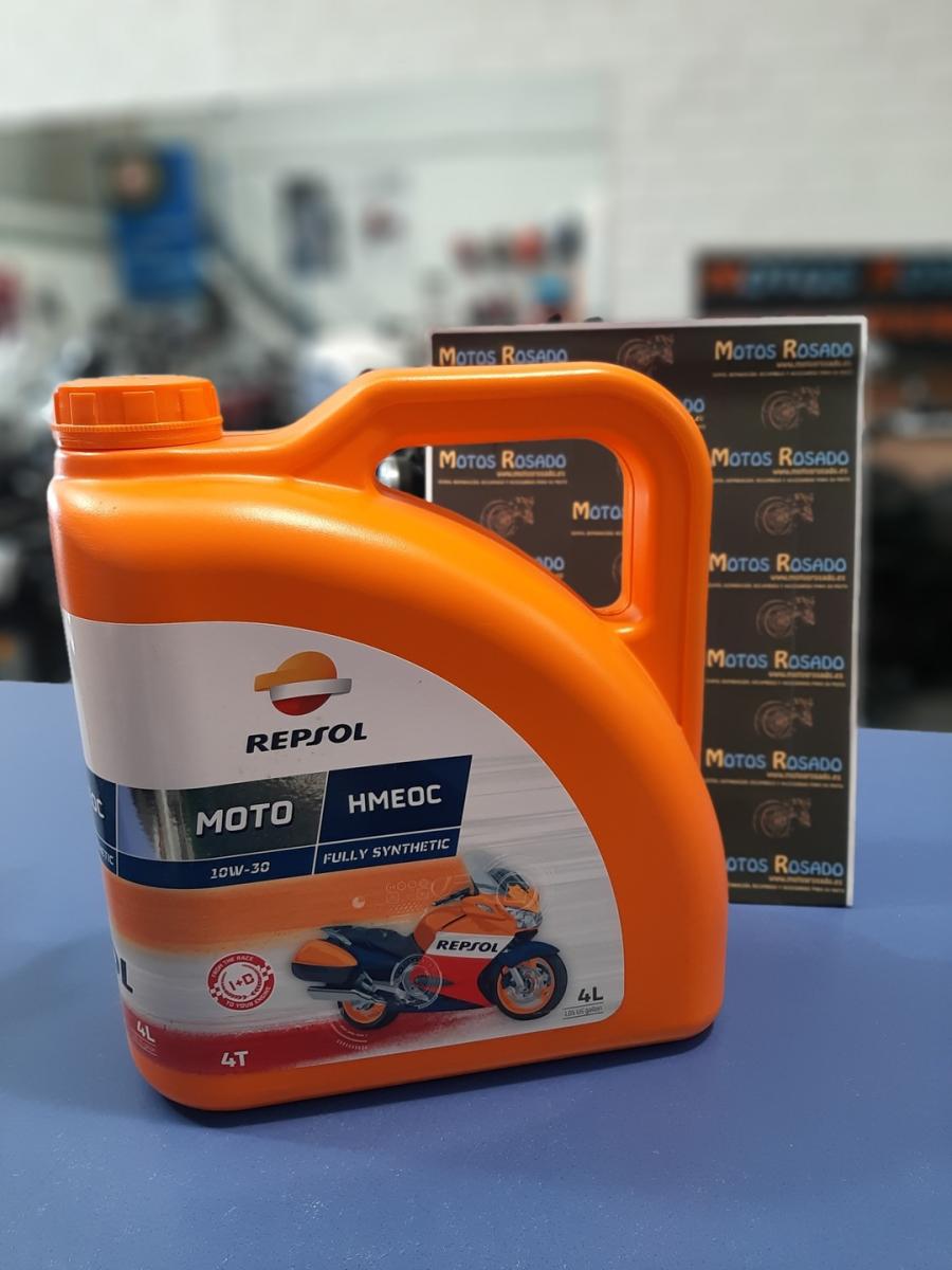 aceites y lubricantes para motos 10w 30