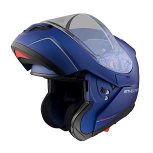casco para motos mt atom solid
