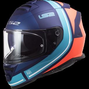casco para motos ls2 storm slant