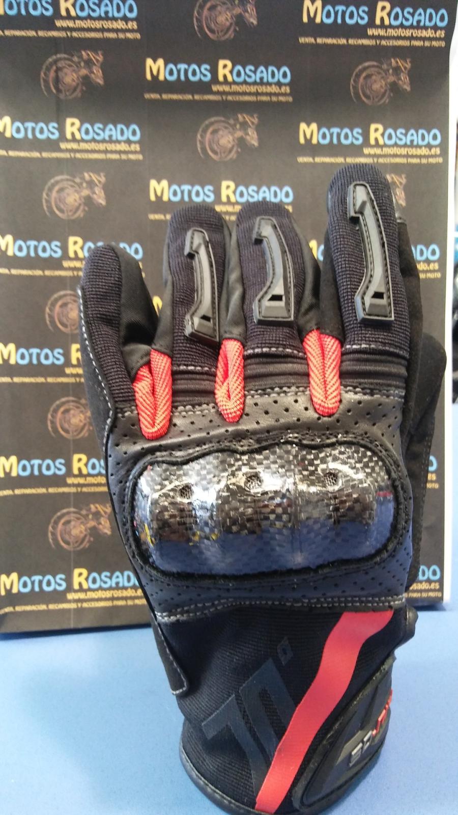 guantes para motos para el verano