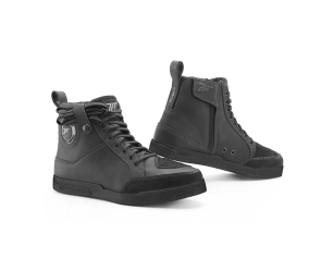 botas para motos seventy negro
