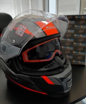 casco para motos ls2 storm racer
