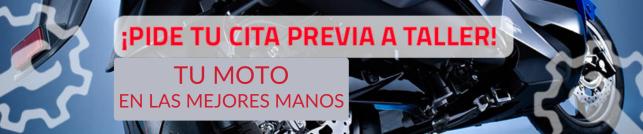 CITA PREVIA TALLER DE MOTOS