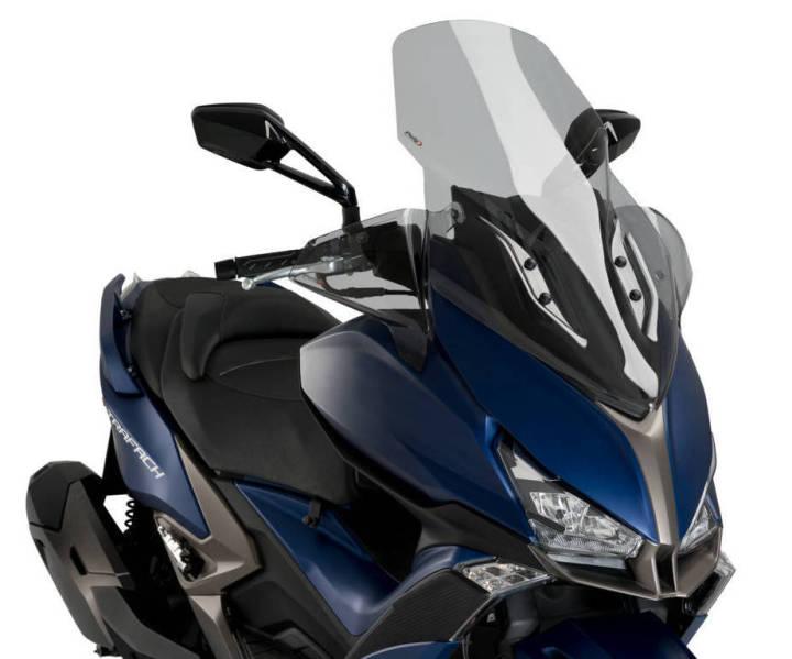 cupula Puig 3757H para moto Kymco Xciting 400 S