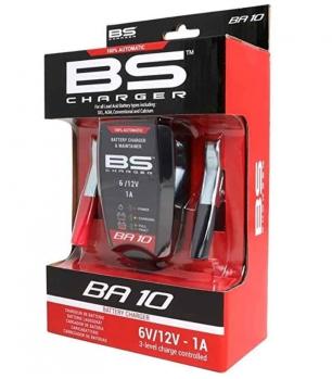 Cargador bateria moto BA 10